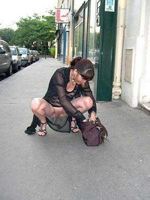 J'aime que les hommes me désirent sur la rue. Virgule, 44 ans